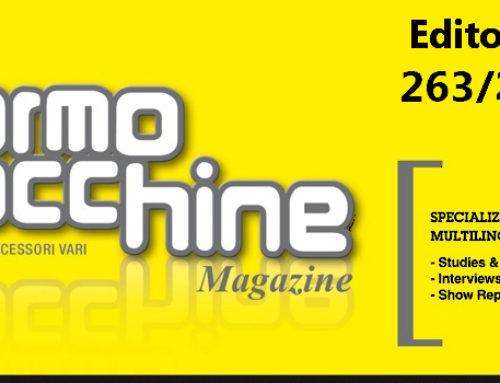 Articolo MarmoMacchine Magazine – N.263-2019