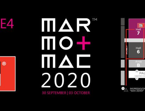 MARMOMAC 2020 – Stand E4/Padiglione 7