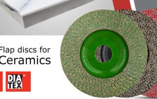 Flap discs VELOX ceramics