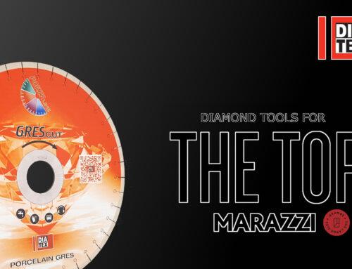 Utensili diamantati per lastre THE TOP Marazzi