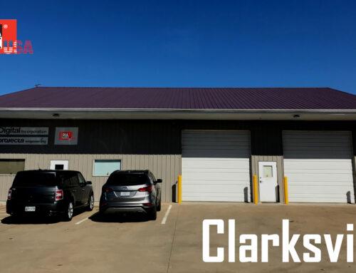 DIATEX USA – Nuova sede a Clarksville
