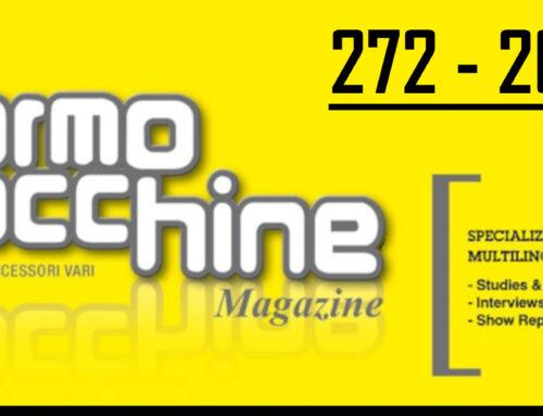 Articolo MarmoMacchine Magazine – N.272/2021